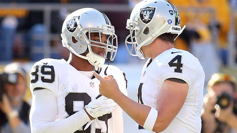 Oakland Raiders: 9-7