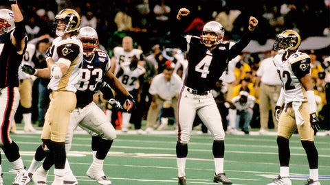 2002: Shocked by the Patriots