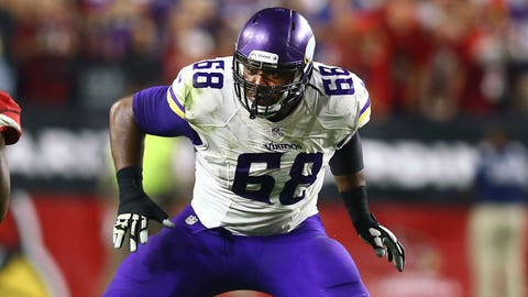 Biggest surprise: T.J. Clemmings