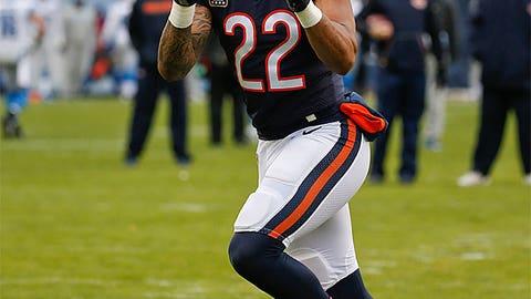 4. Chicago running back Matt Forte