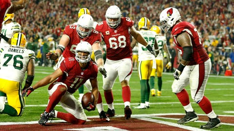 The Cardinals' road to the NFC title game