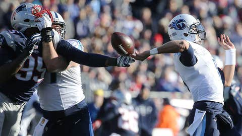 9. Chandler Jones gives Patriots first defensive TD