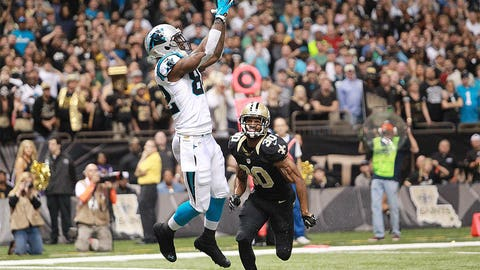 Jerricho Cotchery's game-winner against New Orleans