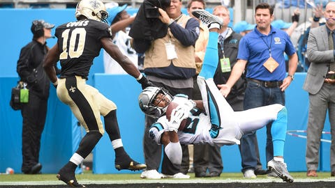 Josh Norman saves the day