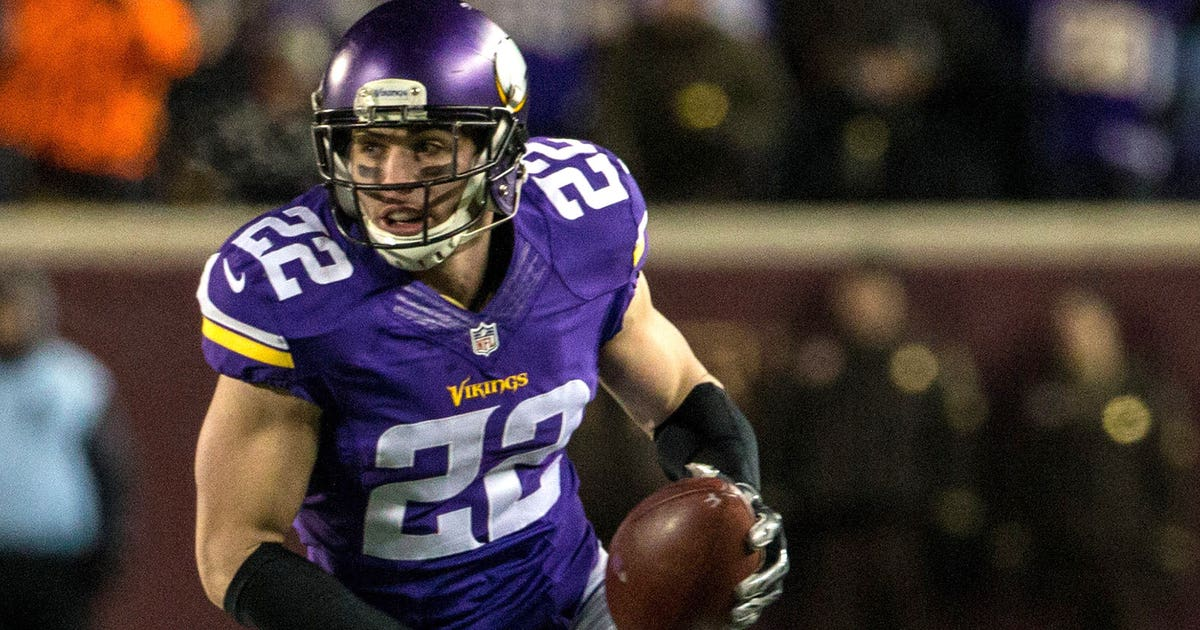 The Vikings Have Made Harrison Smith The Nfl S Highest