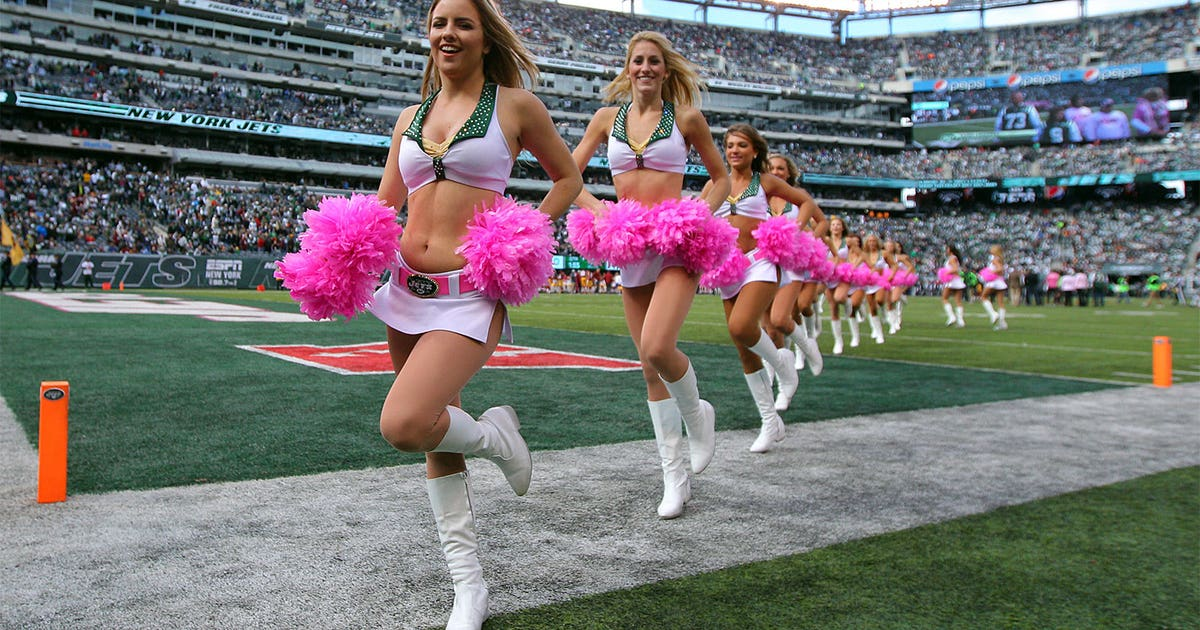 Jets To Pay 324k To Settle Wage Lawsuit From Cheerleaders