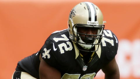 Saints lose Terron Armstead for 4-6 months with torn labrum