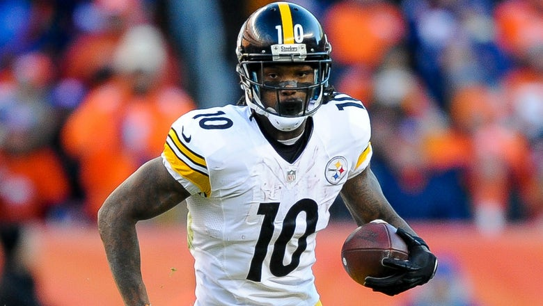 Steelers WR Martavis Bryant conditionally reinstated after year-long suspension
