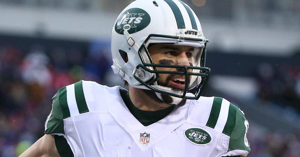 Eric Decker to the Titans: Another weapon for Mariota