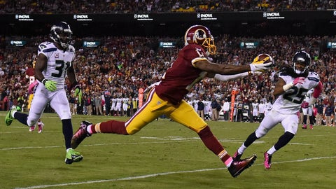 DeSean Jackson, Washington Redskins