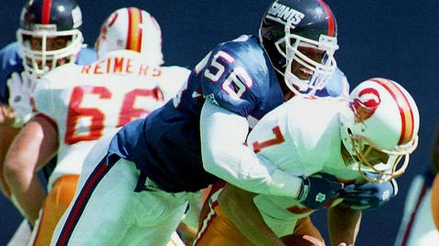 (1) Lawrence Taylor -- linebacker