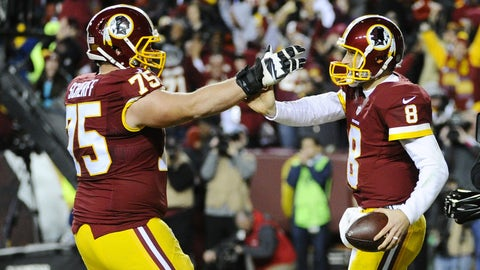 Rising: Washington Redskins G Brandon Scherff