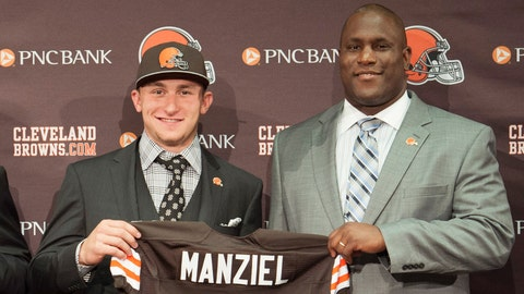 Why do the Browns hate the NFL draft?