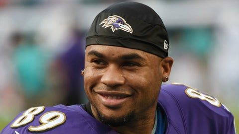 Steve Smith Sr. -- Wide receiver