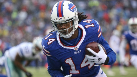 The Bills will challenge the Patriots in the AFC East
