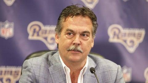 Jeff Fisher, Los Angeles Rams