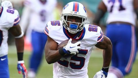 Buffalo Bills: LeSean McCoy, RB