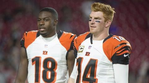 Browns at Bengals, Week 7