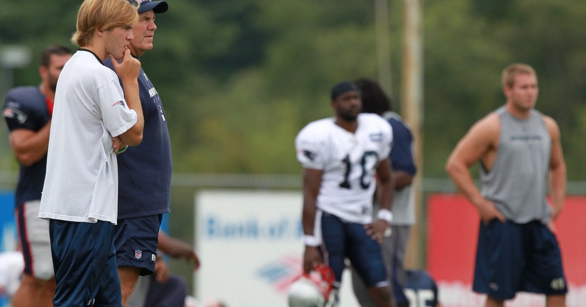 The Patriots Added Another Belichick To The Payroll Fox