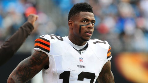 A Super Bowl contender will give Josh Gordon a shot