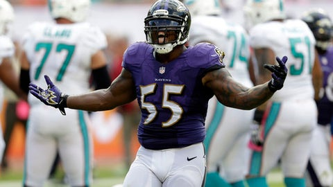 Baltimore Ravens: Can the Ravens get younger and still make the playoffs?