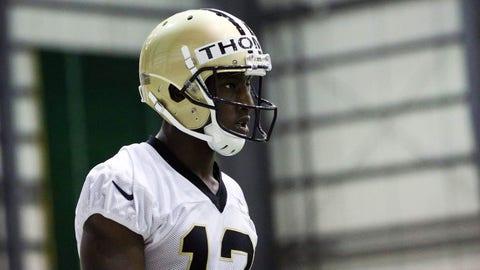 New Orleans Saints: No. 2 receiver