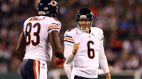Chicago Bears: How badly will the offense miss its former Pro Bowlers?