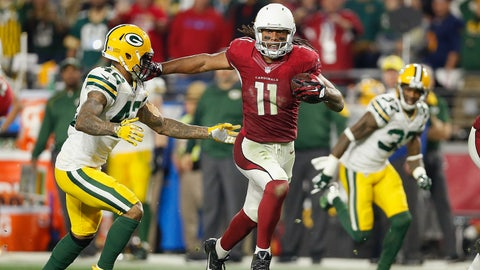 Arizona Cardinals: 2015 NFC divisional playoff vs. Green Bay Packers