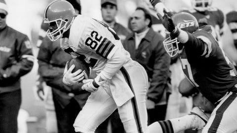 Cleveland Browns: 1986 AFC divisional playoff vs. New York Jets