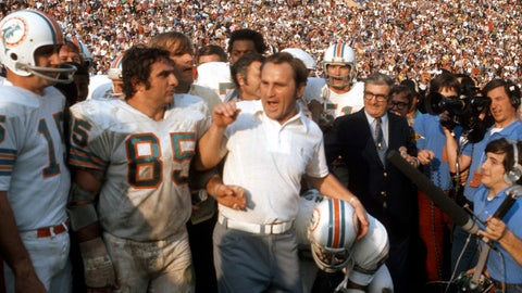 Miami Dolphins: Super Bowl VII vs. Washington