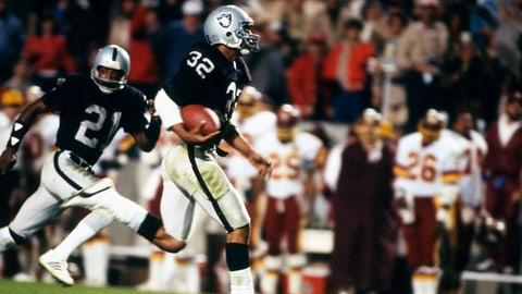 Oakland/L.A. Raiders: Super Bowl XVIII vs. Washington