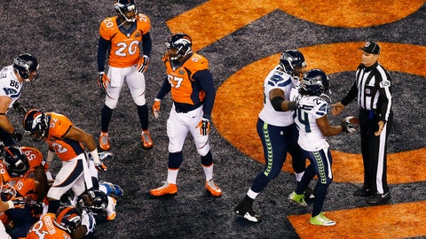 Seattle Seahawks: Super Bowl XLVIII vs. Denver Broncos