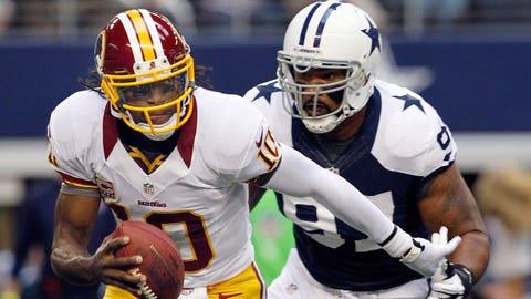 A three-touchdown second quarter on Thanksgiving