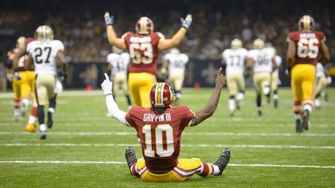 NFL debut against the Saints