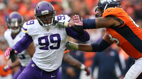 Danielle Hunter - DE - Minnesota Vikings