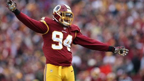 Preston Smith - OLB - Washington Redskins