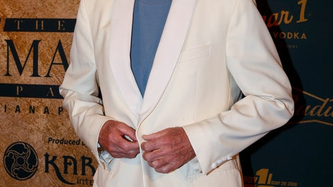 Indianapolis Colts: David Letterman