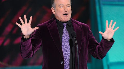 San Francisco 49ers: Robin Williams