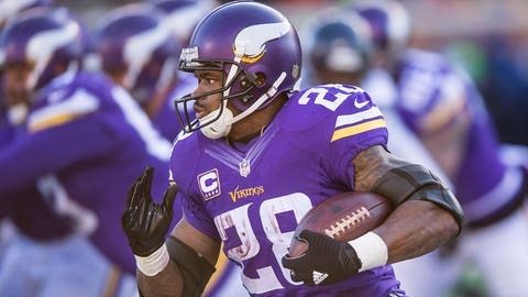 Minnesota Vikings: Adrian Peterson, RB