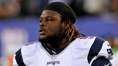 DT: Malcom Brown, New England Patriots