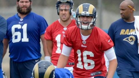 Los Angeles Rams: questions at quarterback