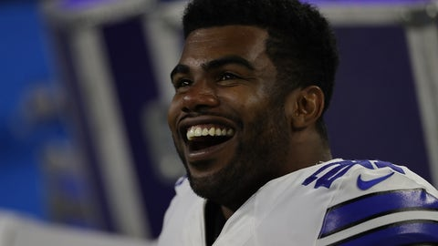 The Cowboys are feeling too good too early
