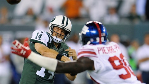 New York Jets: Ryan Fitzpatrick