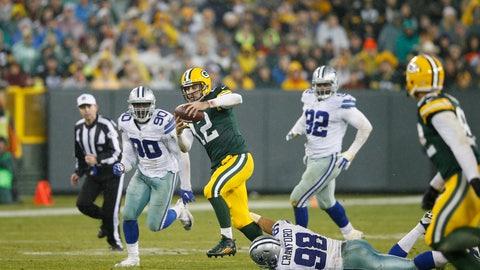 Worst defensive line: Cowboys