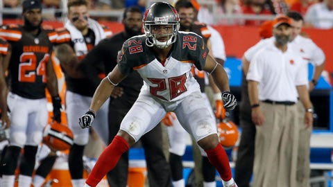 Vernon Hargreaves, CB, Tampa Bay Buccaneers