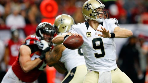 New Orleans Saints: 7-9