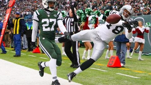 September 17: New York Jets at Oakland Raiders, 4:05 p.m. ET