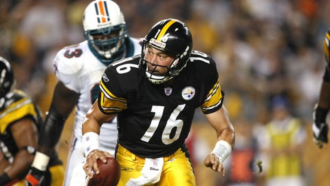2006: Steelers 28, Dolphins 17