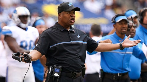 Colts coach Jim Caldwell, on not playing well enough