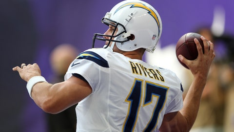 CHARGERS (-3) vs. Jaguars (Over/under: 47)